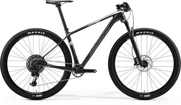 Велосипед 29″ Merida BIG.NINE 6000 Dark Silver (Silver) 2020
