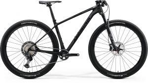 Велосипед 29″ Merida BIG.NINE 7000 Matt UD (Glossy Black) 2020