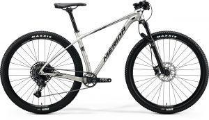 Велосипед 29″ Merida BIG.NINE NX-Edition Silk Titan (Silver) 2020