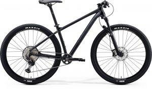 Велосипед 29″ Merida BIG.NINE XT-Edition Metallic Black (Matt Black) 2020
