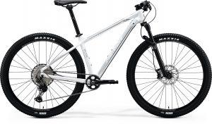 Велосипед 29″ Merida BIG.NINE XT-Edition Glossy White (Lite Silver) 2020