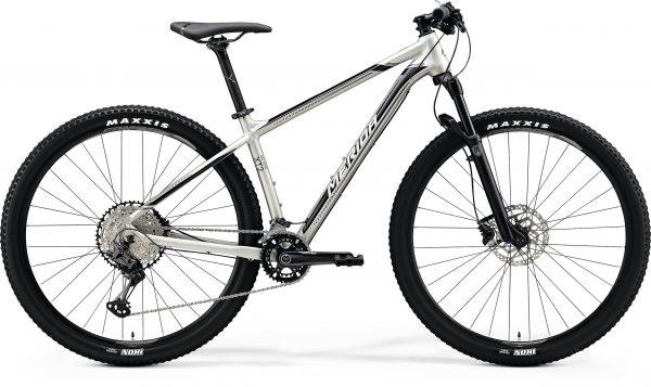 Велосипед 29″ Merida BIG.NINE XT2 Matt Titan (Glossy Black) 2020
