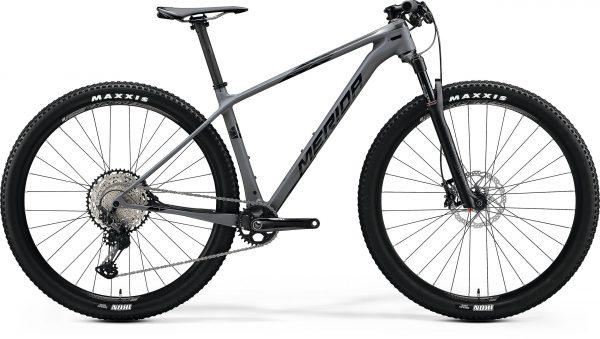 Велосипед 29″ Merida BIG.NINE XT Matt Dark Grey (Glossy Dark Silver) 2020