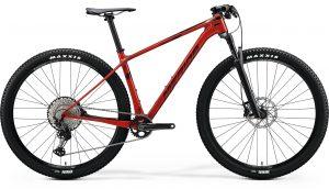 Велосипед 29″ Merida BIG.NINE XT Glossy Sparkling Red (Dark Red) 2020
