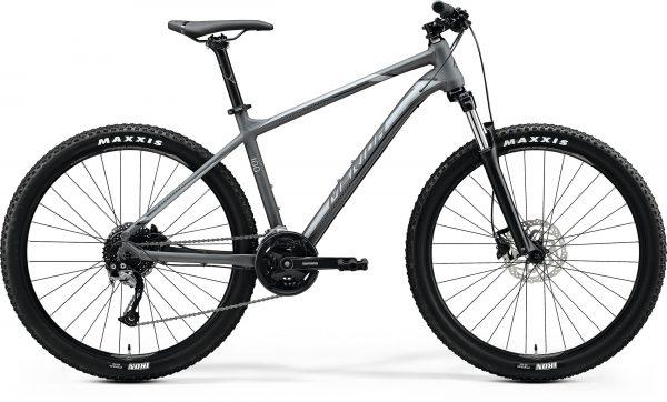Велосипед 27.5″ Merida BIG.SEVEN 100 Matt Dark Grey (Silver) 2020