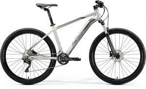 Велосипед 27.5″ Merida BIG.SEVEN 80 Matt Titan (Black/Silver) 2020