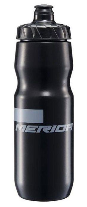 Фляга Merida Bottle/Stripe Black, Grey 800 мл
