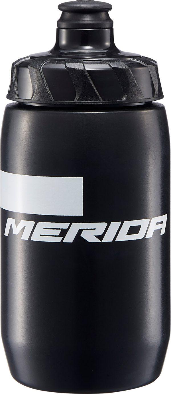 Фляга Merida Bottle/Stripe Black, White 500 мл