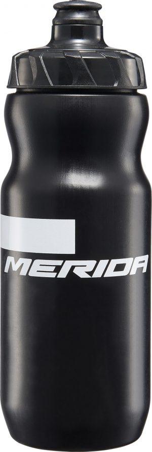 Фляга Merida Bottle/Stripe Black, White 715 мл