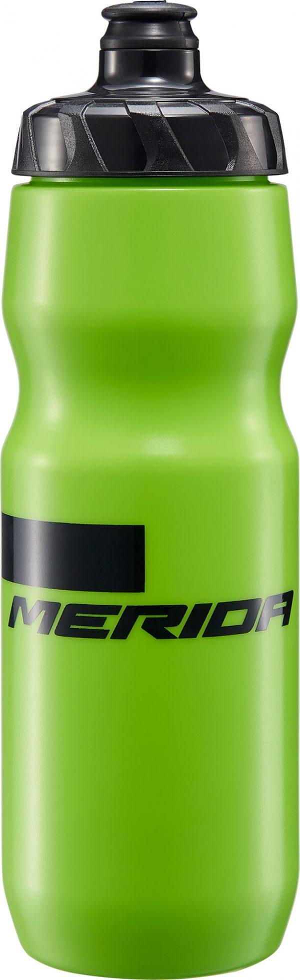 Фляга Merida Bottle/Stripe Green, Black 800 мл