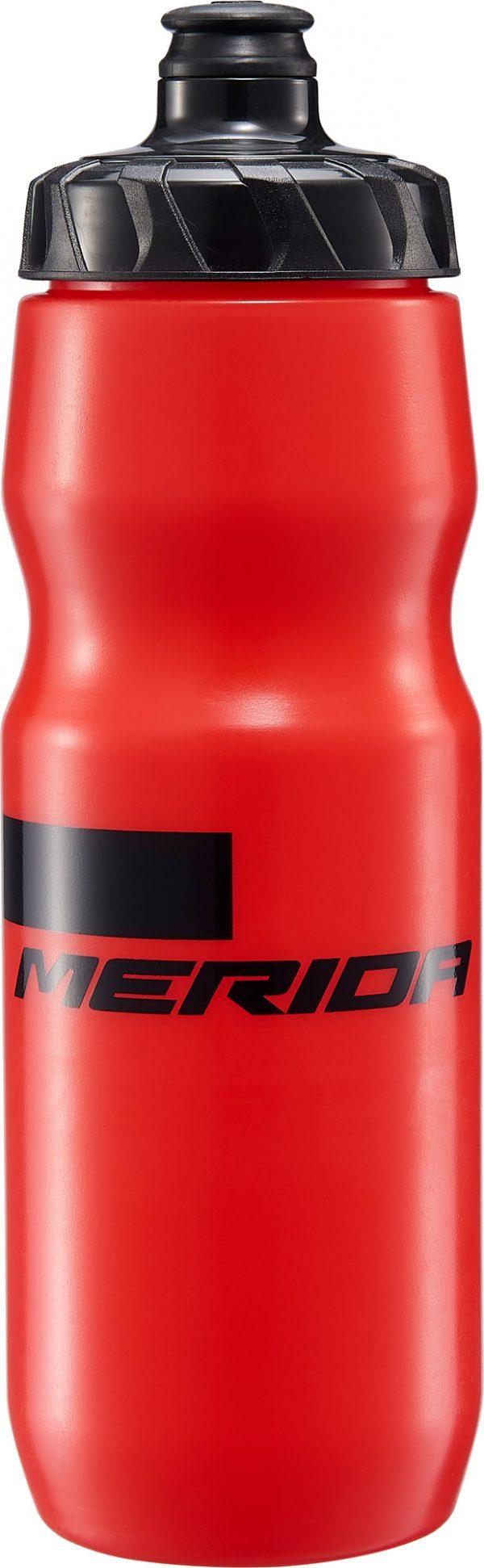 Фляга Merida Bottle/Stripe Red, Black 800 мл