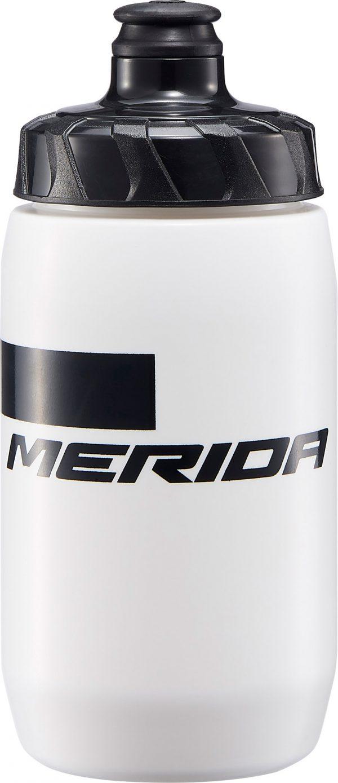 Фляга Merida Bottle/Stripe White, Black 500 мл
