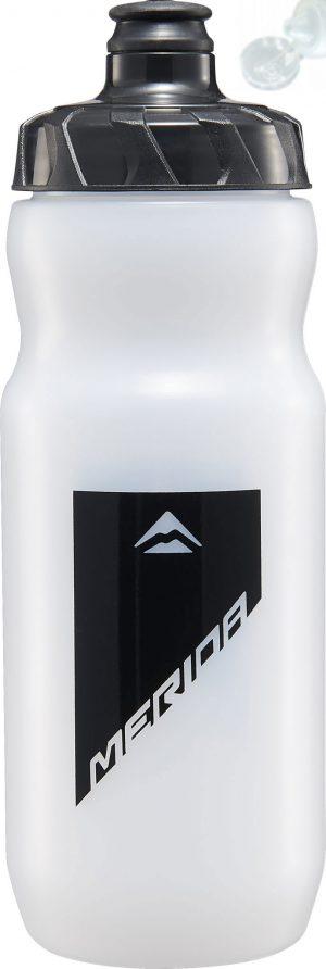 Фляга Merida Bottle/Transparent Black 800 мл с крышкой