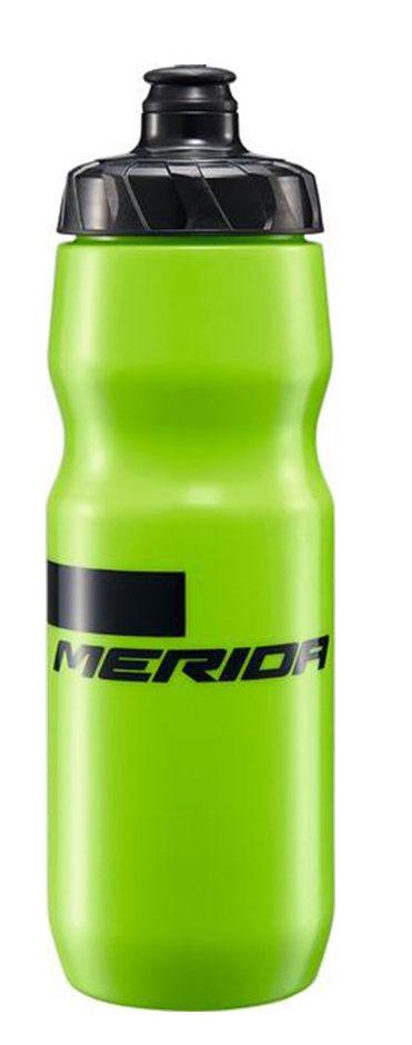Фляга Merida Bottle/Stripe Green, Black 715 мл