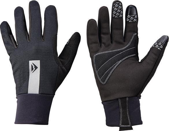 Перчатки Merida Glove Wind Black Grey