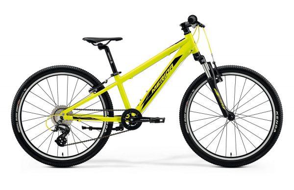 Велосипед 24″ Merida MATTS J.24 Glossy Sparkling Yellow (Black) 2020