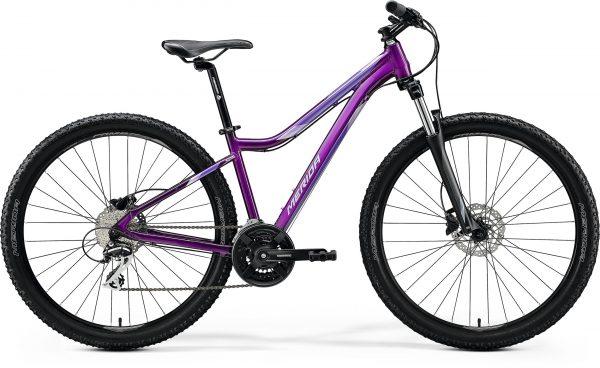 Велосипед 27.5″ Merida MATTS 7.20 Glossy Purple (Lilac) 2020