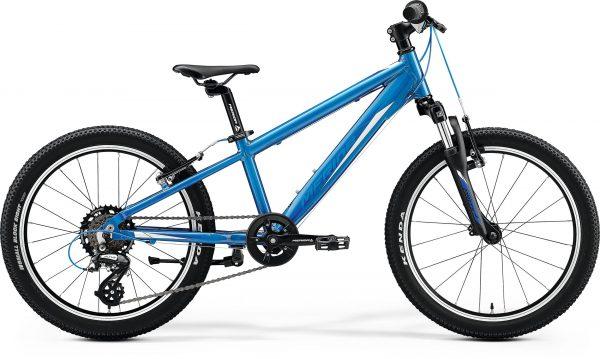 Велосипед 20″ Merida MATTS J.20 Glossy Light Blue (Blue/White) 2020