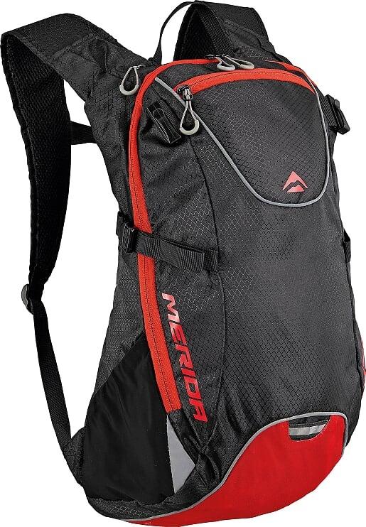 Рюкзак Merida Backpack Fifteen II 15 л Black, Red