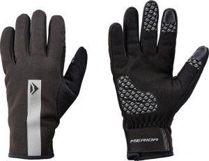 Перчатки Merida Glove Winter Black Grey