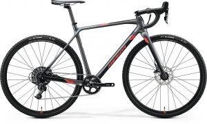 Велосипед 28″ Merida MISSION CX 5000 Silk Silver/Black (Red) 2020