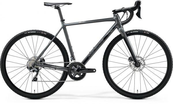 Велосипед 28″ Merida MISSION CX 700 Glossy Dark Grey (Black) 2020