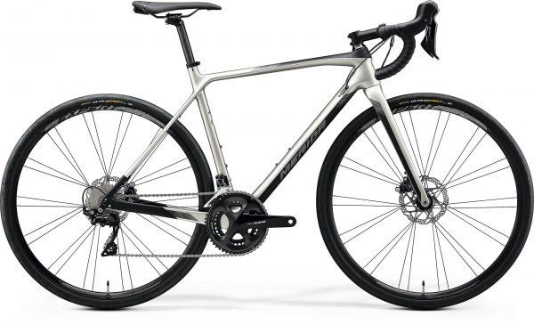 Велосипед 28″ Merida MISSION ROAD 4000 Matt Titan/Black 2020