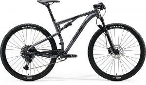 Велосипед 29″ Merida NINETY-SIX 9.400 Silk Anthracite (Black) 2020