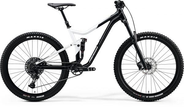 Велосипед 27.5″ Merida ONE-FORTY 600 Metallic Black/White 2020