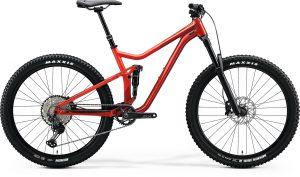 Велосипед 27.5″ Merida ONE-FORTY 700 Glossy X'mas Red/Matt Red 2020