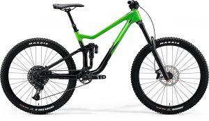 Велосипед 27.5″ Merida ONE-SIXTY 3000 Flashy Green/Glossy Black 2020