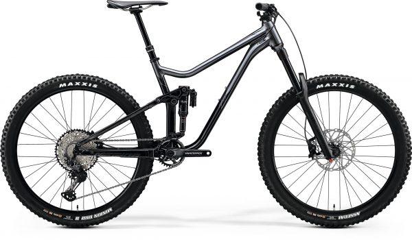 Велосипед 27.5″ Merida ONE-SIXTY 700 Glossy Anthracite/Black 2020