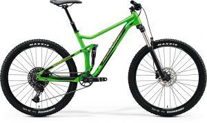 Велосипед 27.5″ Merida ONE-TWENTY 7.400 Glossy Green (Black) 2020