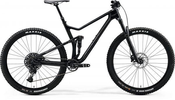 Велосипед 29″ Merida ONE-TWENTY 9.3000 Glossy Black/Matt Black 2020