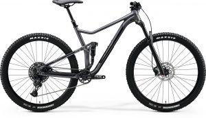 Велосипед 29″ Merida ONE-TWENTY 9.600 Silk Anthracite (Dark Silver) 2020