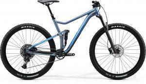 Велосипед 29″ Merida ONE-TWENTY 9.600 Silk Sparkling Blue (Blue) 2020