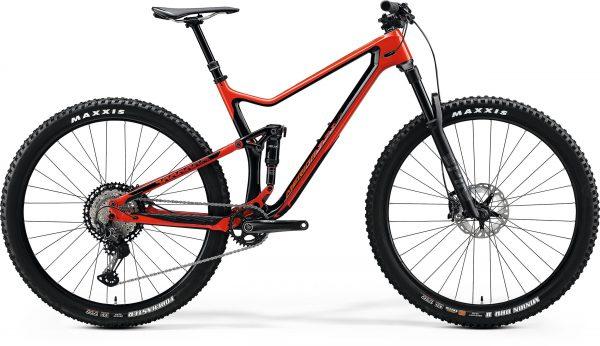 Велосипед 29″ Merida ONE-TWENTY 9.7000 Glossy Race Red/Black 2020