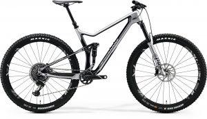 Велосипед 29″ Merida ONE-TWENTY 9.8000 Signature Silver/Black 2020