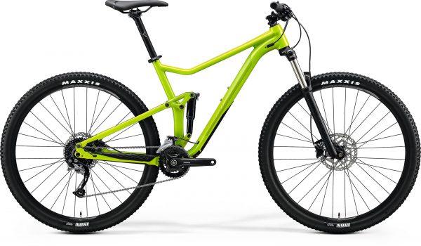 Велосипед 29″ Merida ONE-TWENTY RC 9.300 Glossy Medium Green (Matt Green) 2020
