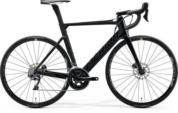 Велосипед 28″ Merida REACTO DISC 5000 Glossy Ocean Blue/Black 2020