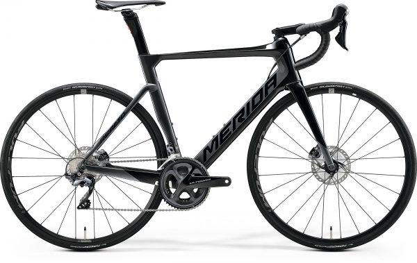Велосипед 28″ Merida REACTO DISC 6000 Glossy Black/Anthracite 2020
