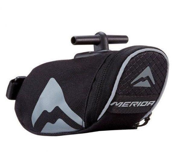 Велосумка под седло Merida Saddlebag T-Bar Small Black