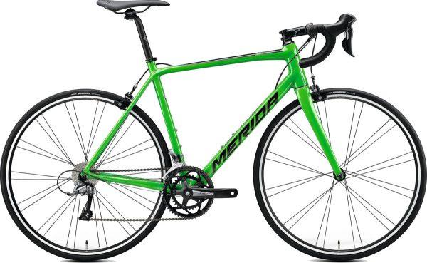 БУ Велосипед 28″ Merida SCULTURA 100 Glossy Flashy Green (Black) 2020