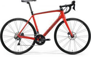 Велосипед 28″ Merida SCULTURA DISC 5000 Silk Race Red/Black 2020