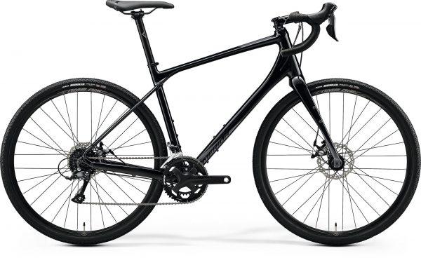 Велосипед 28″ Merida SILEX 200 Metallic Black (Anthracite) 2020