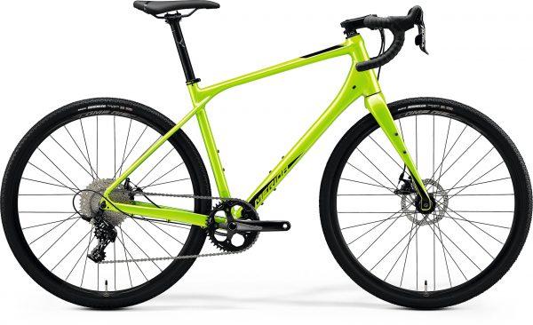 Велосипед 28″ Merida SILEX 300 Glossy Green (Black) 2020