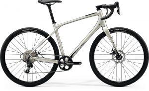 Велосипед 28″ Merida SILEX 300 Silk Titan (Black) 2020