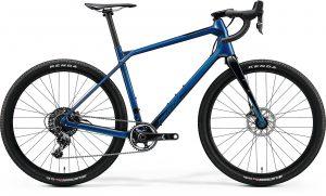 Велосипед 27.5″ Merida SILEX+ 6000 Glossy Ocean Blue (Black) 2020