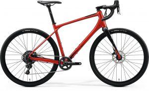 Велосипед 28″ Merida SILEX 600 Glossy X'mas Red (Matt Black) 2020