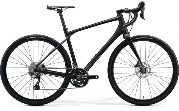 Велосипед 28″ Merida SILEX 700 Matt Black (Glossy Anthracite) 2020